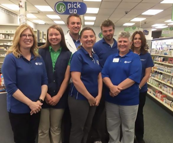 Pulaski Pharmacy staff